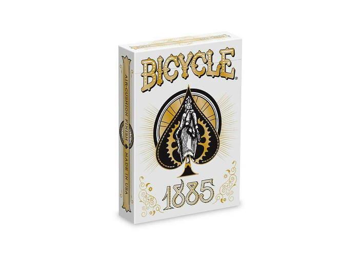 Карты игральные Bicycle 1885