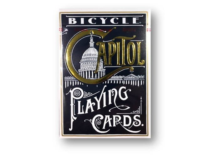 Карты игральные Bicycle Capitol