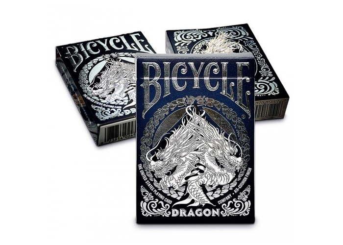 Карты игральные Bicycle Dragon