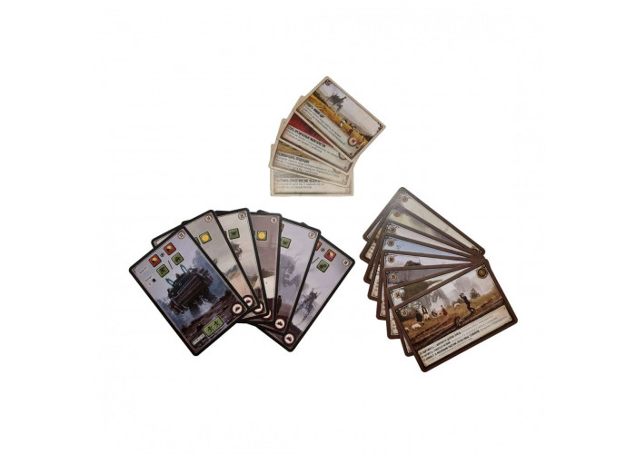 "Комплект промо карт к игре ""Серп"" №1 (18 карт)"