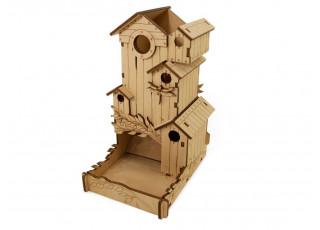 Башня для кубиков: Пение птиц (Dice Tower: Bird Song)