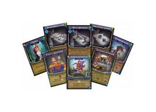 """Промо набор к игре """"Кланк! Подземное приключение"""" (8 карт)"""