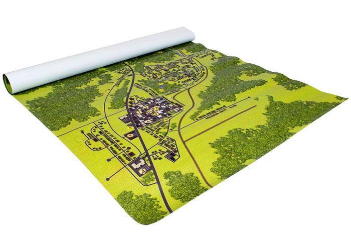 Интерьерный баннер Восточно-Техасский Университет: Карта Пайнбокса