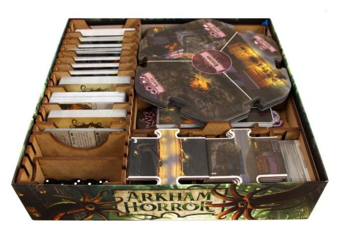 Органайзер МДФ: Ужас Аркхэма, Третье издание (Arkham Horror, 3nd edition)