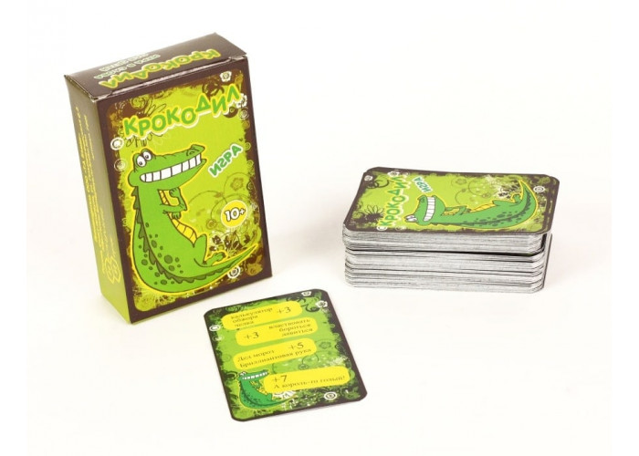 Крокодил (игра в слова для взрослых)