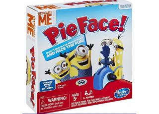 Пирог в лицо Миньоны (Pie Face Minions)