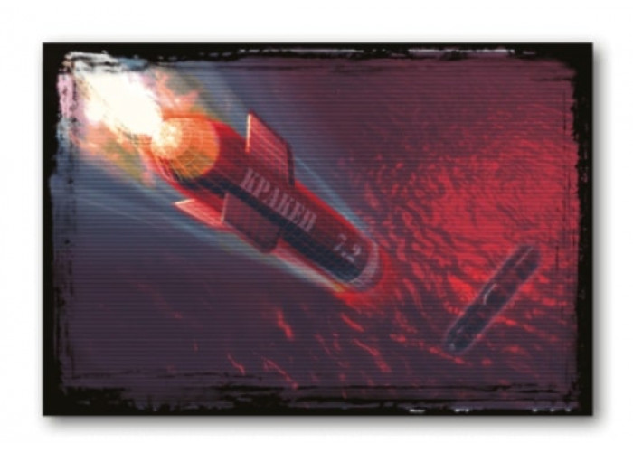 Капитан СОНАР. Модернизация 1 (Captain Sonar: Upgrade One) + уникальное промо!