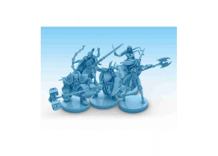 Клинок и Колдовство: Призрачные формы героев (Sword & Sorcery: Ghost Soul Form Heroes) + уникальное промо!