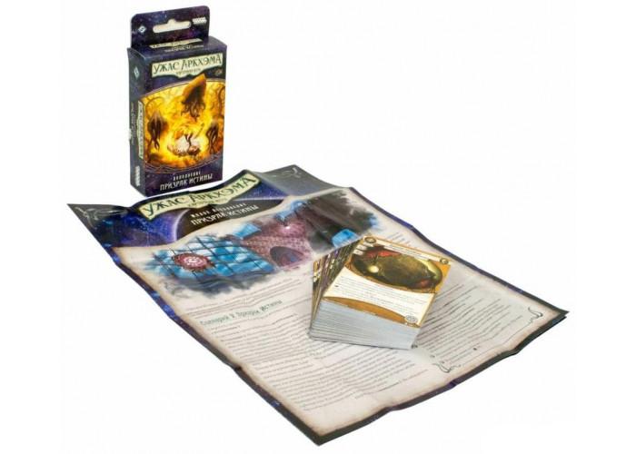 Ужас Аркхэма. Карточная игра: Путь в Каркозу - Призрак Истины (Arkham Horror: The Card Game - A Phantom of Truth: Mythos Pack)