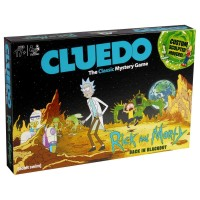 Клюэдо: Рик и Морти (Cluedo Rick and Morty)