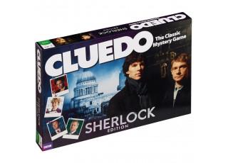 Клюэдо: Шерлок (Cluedo Sherlock)