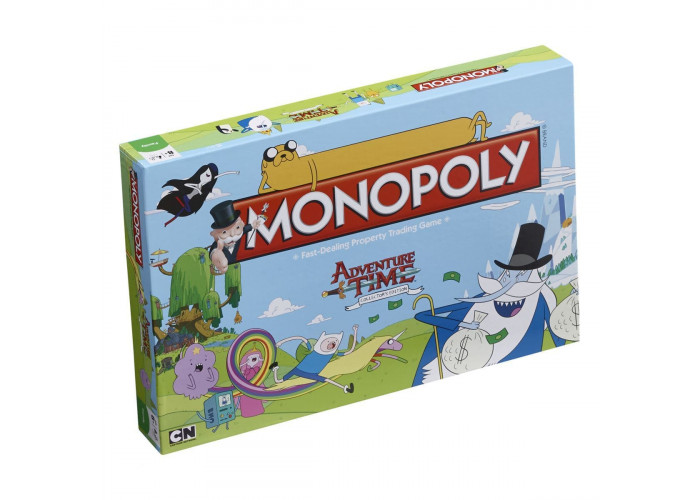 Монополия: Время приключений (Monopoly Adventure Time)