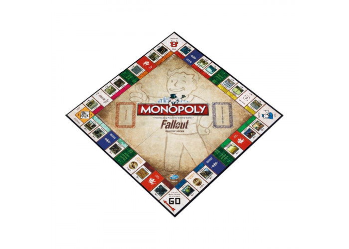 Монополия: Fallout (Monopoly Fallout)