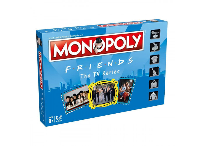 Монополия: Друзья (Monopoly Friends)