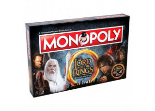 Монополия: Властелин колец (Monopoly Lord of The Rings)