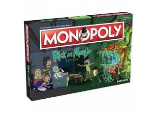 Монополия: Рик и Морти (Monopoly Rick and Morty)