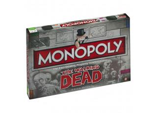 Монополия: Ходячие мертвецы (Monopoly Walking Dead)