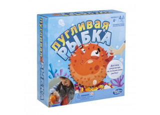 Пугливая рыбка (Blowfish Blowup)