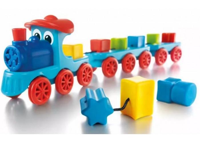 Чудо-поезд (Диво-потяг, Brain Train)