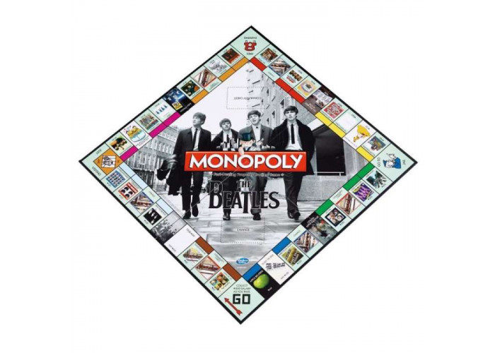Монополия: The Beatles (Monopoly: The Beatles)