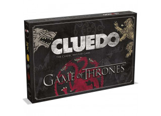Клюэдо: Игра Престолов (Cluedo Game of Thrones)