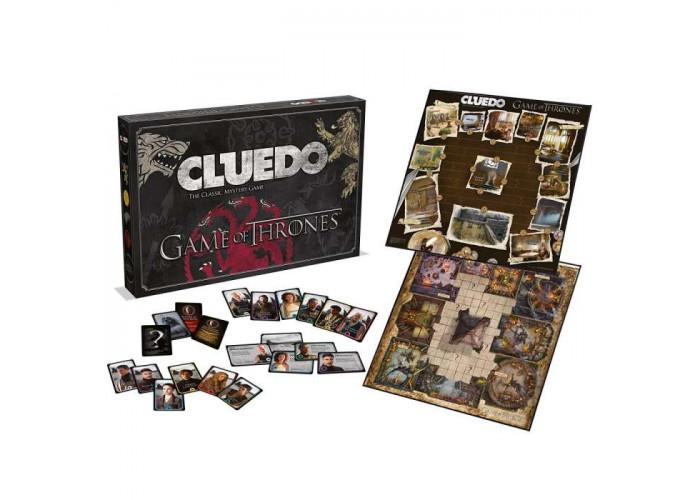 Клюэдо: Игра Престолов (Cluedo Game of Thrones)