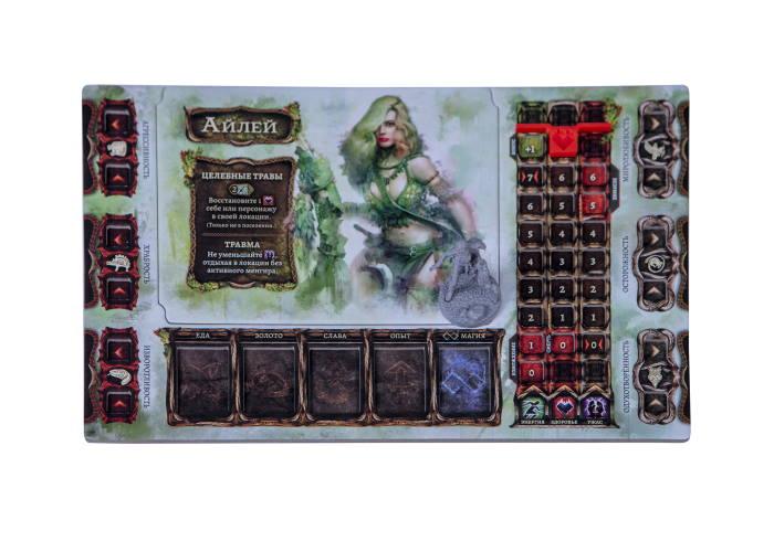 Осквернённый Грааль. Падение Авалона (Tainted Grail: The Fall of Avalon)