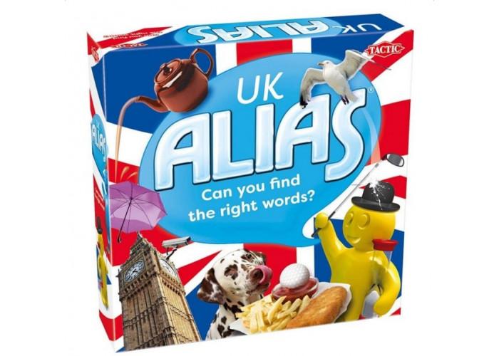 Алиас. Великобритания (Alias UK) (англ.)