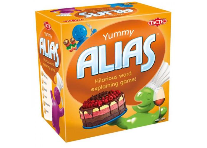 Алиас. Вкуснятина (Alias Yummy) (англ.)