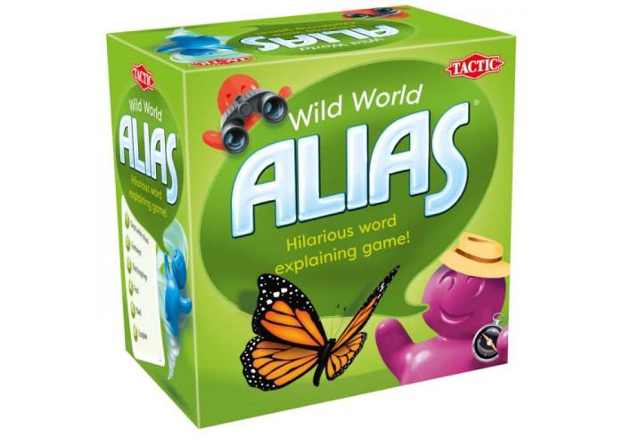 Алиас. Дикий мир (Alias Wild World) (англ.)