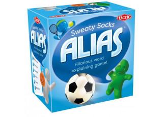 Алиас. Мир спорта (Alias Sweaty Socks) (англ.)