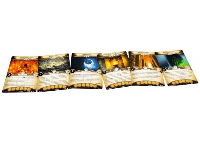 Ужас Аркхэма. Карточная игра: Путь в Каркозу - Бледная маска (Arkham Horror: The Card Game - The Pallid Mask: Mythos Pack)