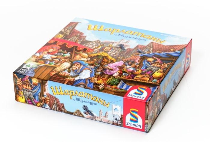 Шарлатаны из Кведлинбурга (The Quacks of Quedlinburg)