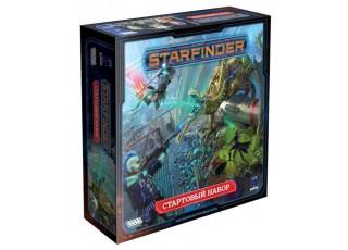 Starfinder: Настольная ролевая игра. Стартовый набор (Starfinder Roleplaying Game: Beginner Box)+ уникальное промо!