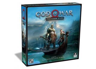 Бог Войны: Карточная Игра (God of War: The Card Game) (англ.)