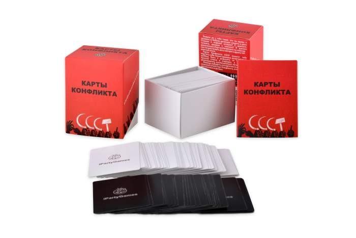 Карты конфликта. СССР (Cards of conflict)