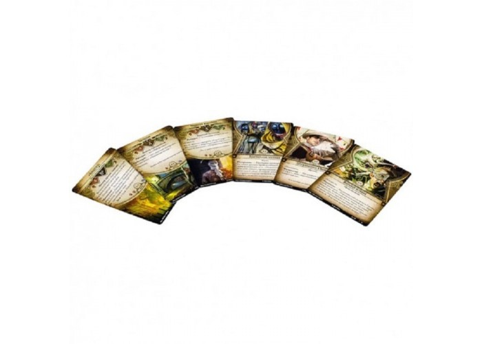 Ужас Аркхэма. Карточная игра: Карнавал ужасов (Arkham Horror: The Card Game – Carnevale of Horrors)
