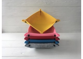 Лоток для бросания кубиков из фетра (Felt dice tray)