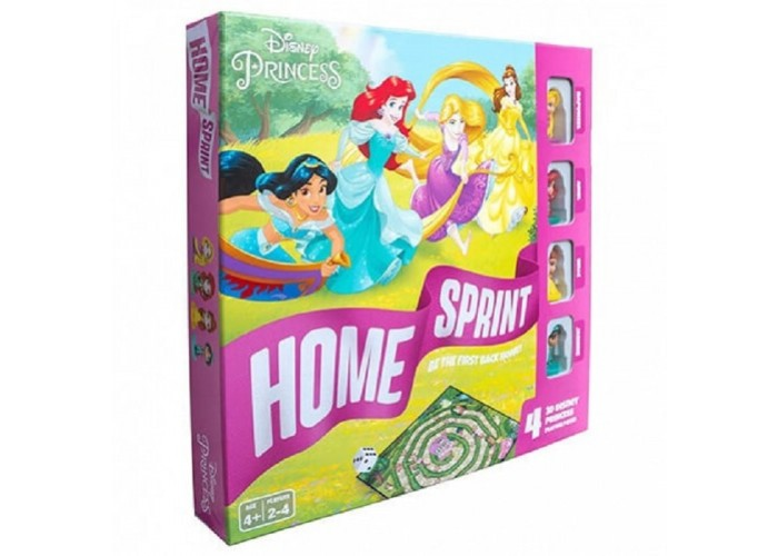 Принцессы: Спринт домой (Princess: Home Sprint)