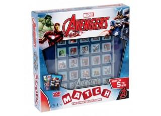 Top Trumps Match Marvel Avengers Assemble