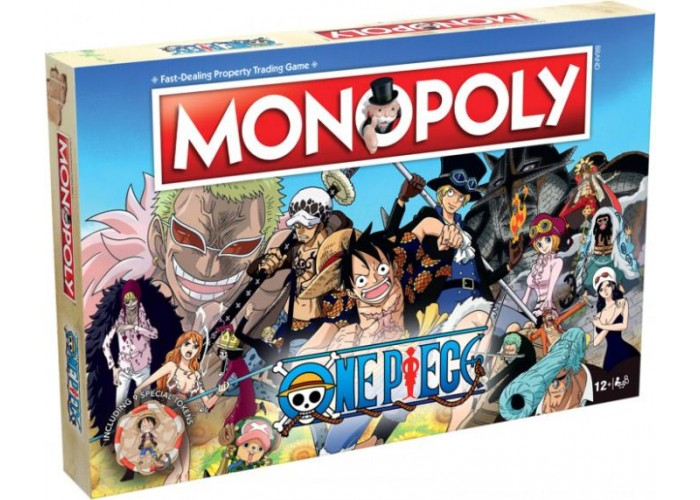 Монополия: Большой куш (Monopoly One Piece)