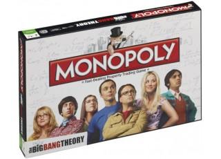 Монополия: Теория Большого взрыва (Monopoly The Big Bang Theory)
