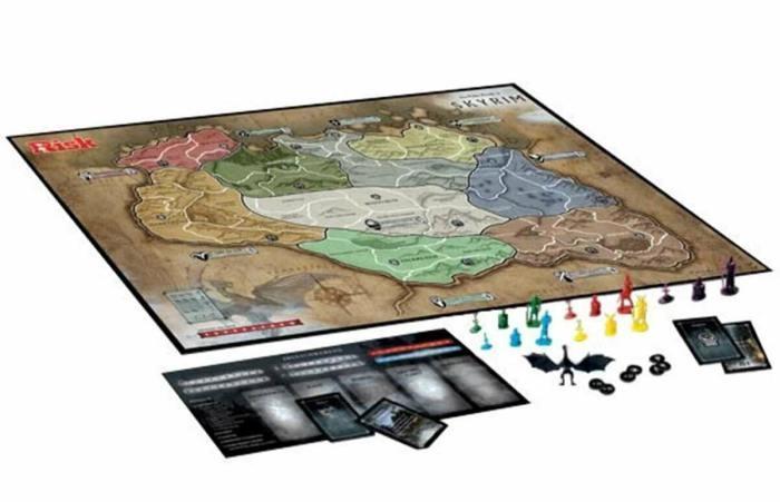 Риск: The Elder Scrolls V: Skyrim (Risk The Elder Scrolls V: Skyrim)