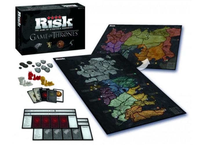 Риск: Игра Престолов (Risk Game of Thrones)