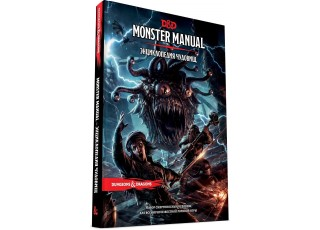 Dungeons & Dragons. Энциклопедия чудовищ (Dungeons & Dragons Monster Manual)