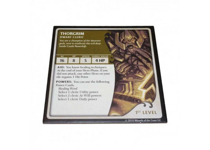 Dungeons & Dragons: Замок Равенлофт (D&D Board: Castle Ravenloft)