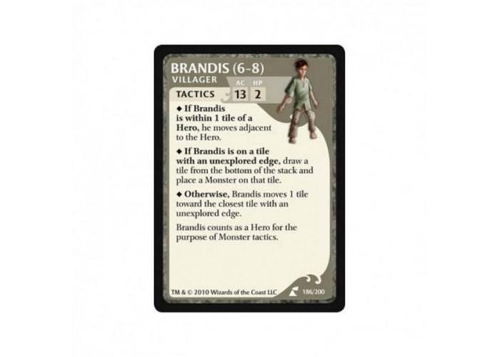 Dungeons & Dragons: Гнев Ашардалона (D&D Board: Wrath of Ashardalon)