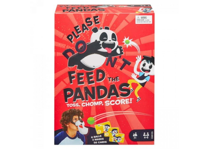 Накорми Панду (Please Feed The Pandas)