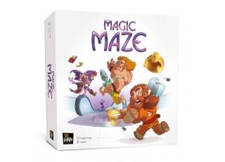 МагоМаркет (Magic Maze) (англ.)