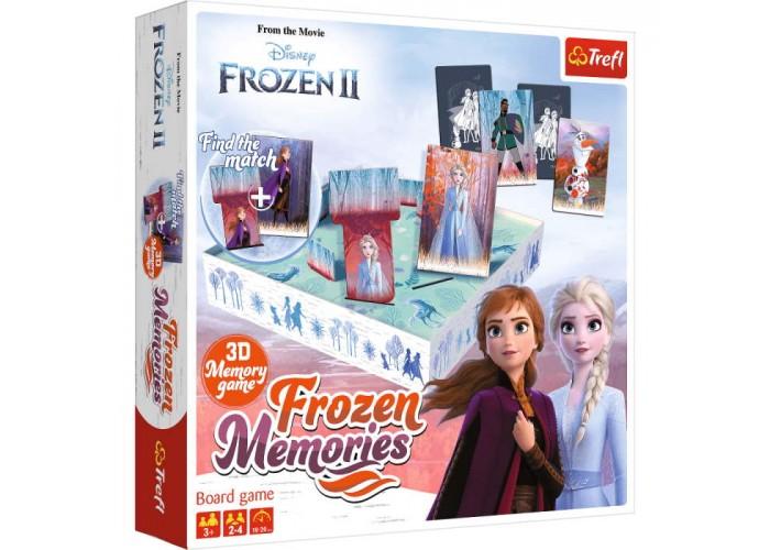 Замороженные воспоминания. Холодное сердце 2 (Frozen Memories: Frozen 2)